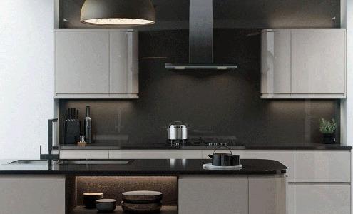 جانمایی تجهیزات آشپزخانه