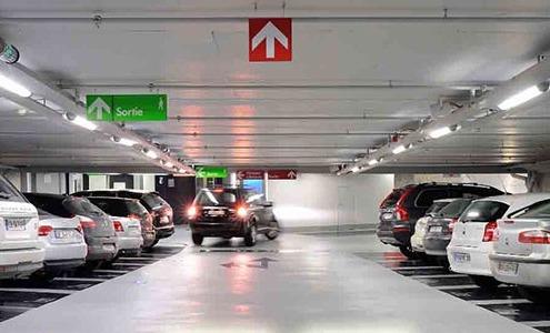 تنظیم تهویه و دریچه تنظیم هوا در پارکینگ